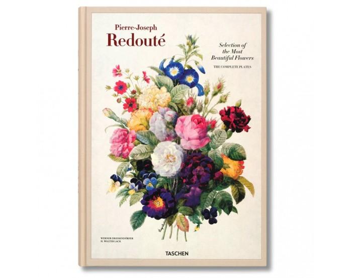 Redouté. Selección de las flores más bonitas
