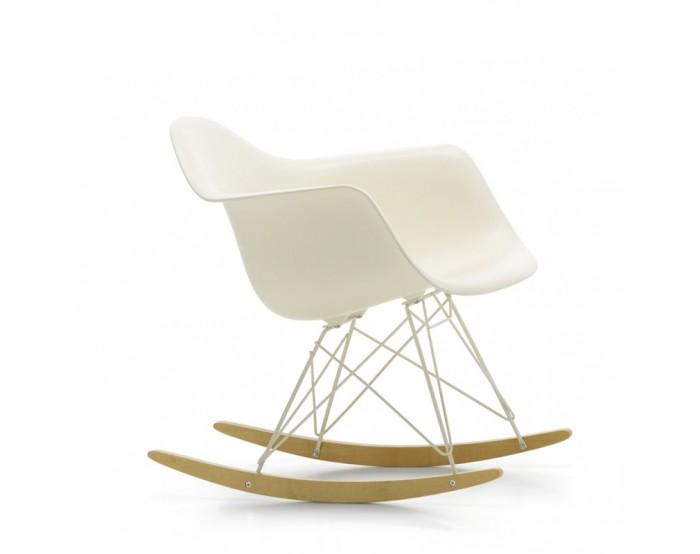 Eames Plastic Armchair RAR (crema)