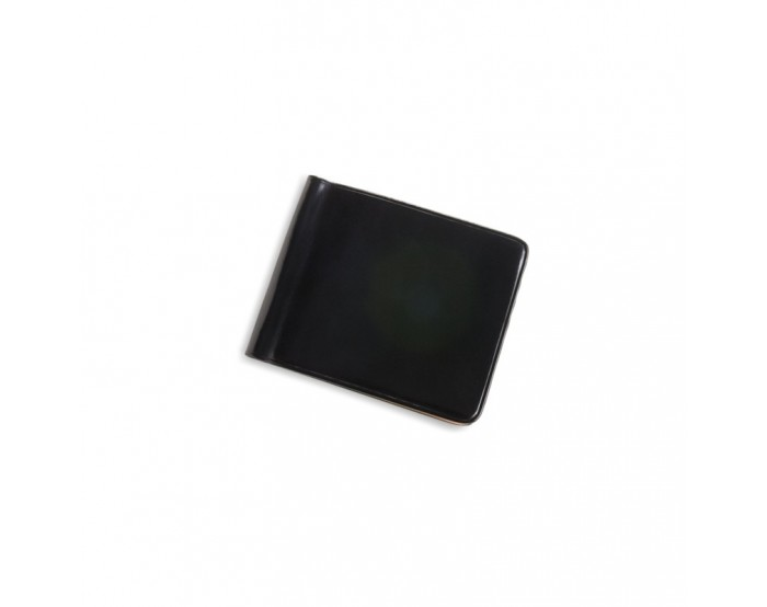 Bill Clip Leather Wallet