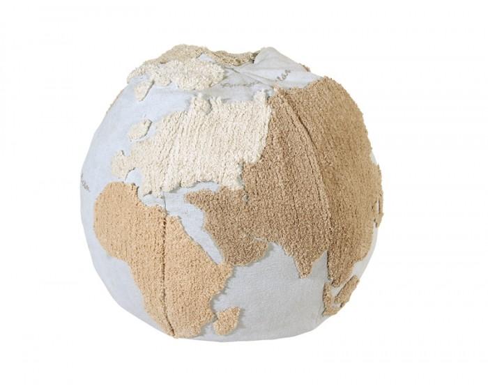 Pouf World Map