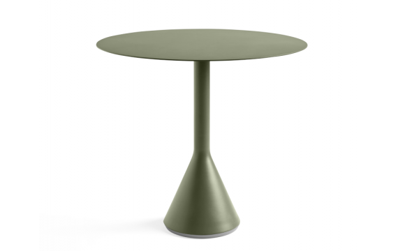 Palissade Cone Table/Olive