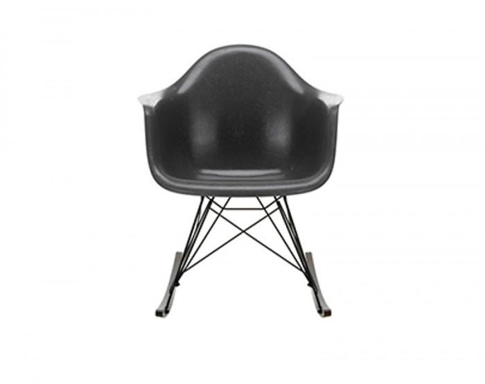 Eames fiberglass armchair RAR
