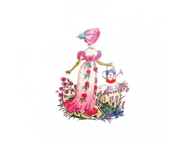 Joséphine (Jardín florido)