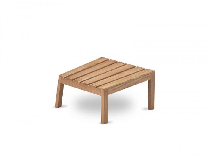 Between lines deck stool