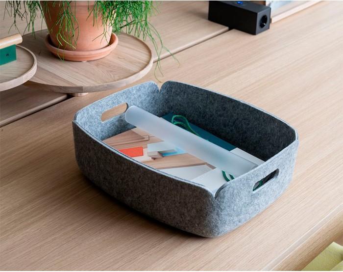 Restore tray