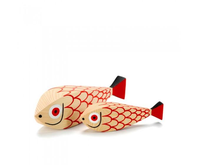 Wooden Dolls, pez madre y pez hijo