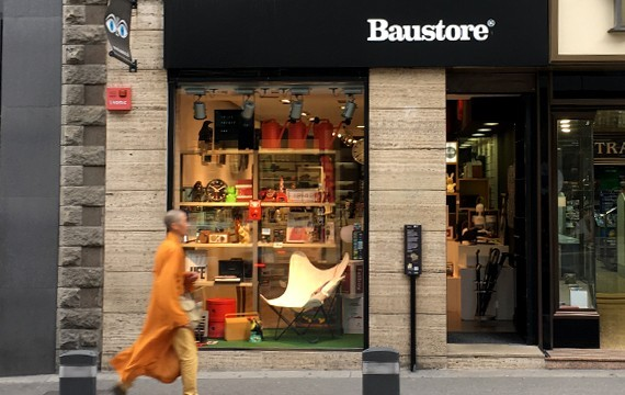 Baustore Concept Store